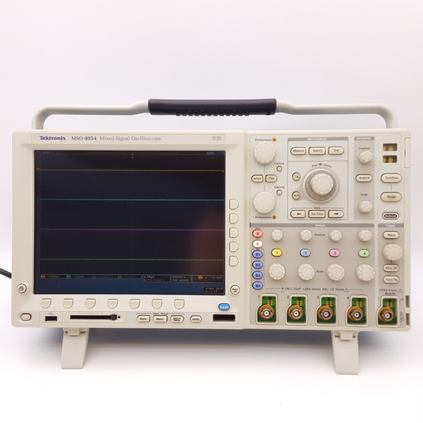 MSO4054 Tektronix 500MHz Mixed Signal Oscilloscope / 오실로스코프